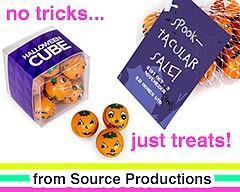 Halloween- no tricks just treats!